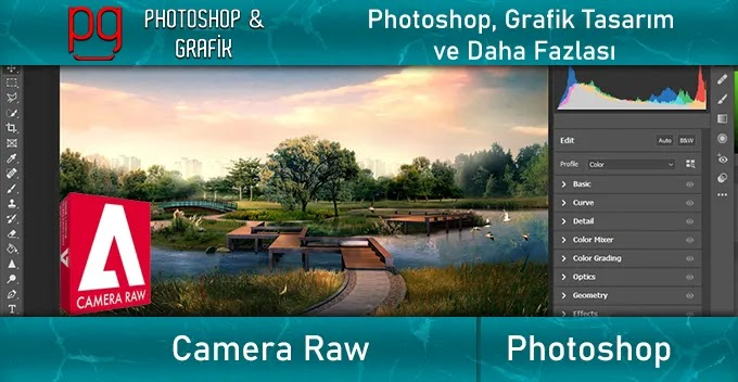 Photoshop Camera Raw İndir - Adobe Camera Raw