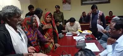जनसुनवाई : नियम विरूद्ध संचालित हो रही शास.उचित मूल्य दुकान वीरा, राशन के बदले मिल रही गालीयां | Shivpuri News