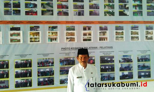 Dari 200 Rutilahu, Pemdes Cimahi Sukabumi Berhasil Bangun 80 Unit Rumah Layak Huni
