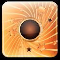 Sparkling Stars Live Wallpaper icon