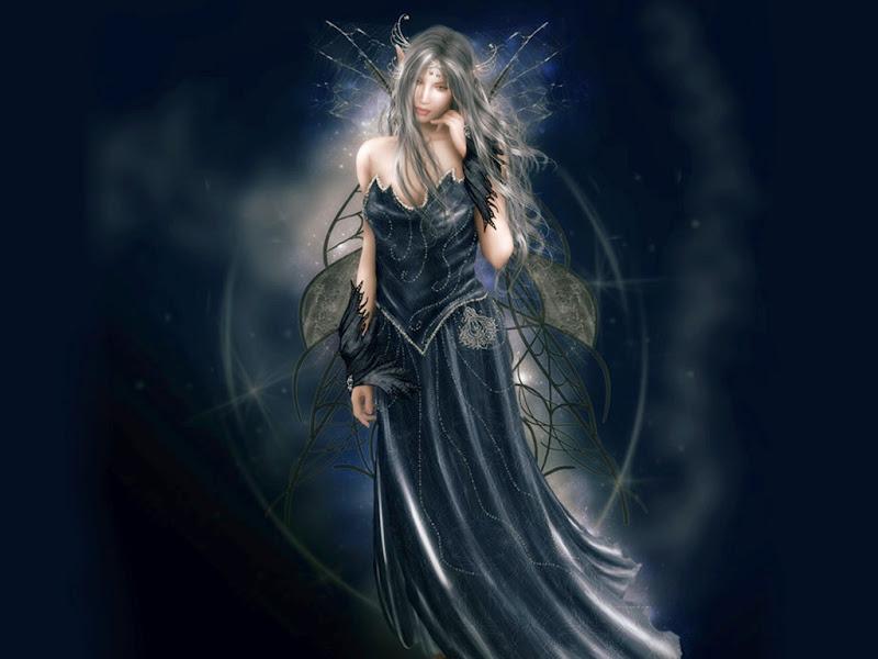 Fairy Of Night Light, Mystery