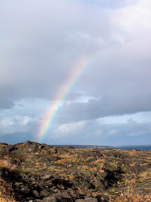 Rainbow, Hawaii Volcanoes National Park
