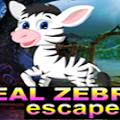 Games4King - Real Zebra Escape