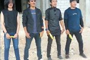"Blantika Musik Kota Langsa Bersinar Lagi Dengan Munculnya ""Memank Band"""