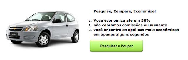 Seguros de Carro para GM Celta