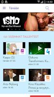 Screenshot of Elisa Viihde