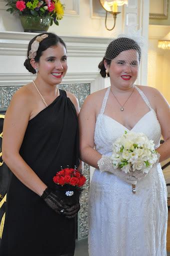 Kori's wedding