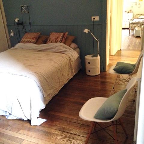 Gris souris d corer une chambre for Decorer une chambre parentale