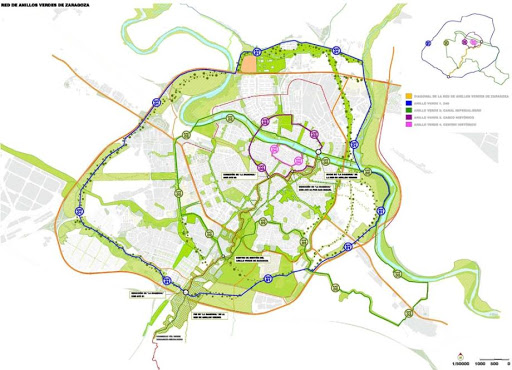 ZARAGOZA與台南城市經驗的交流