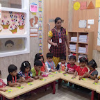 Eid Celebration by Nursery Afternoon Section at Witty World, Chikoowadi (2018-2019)