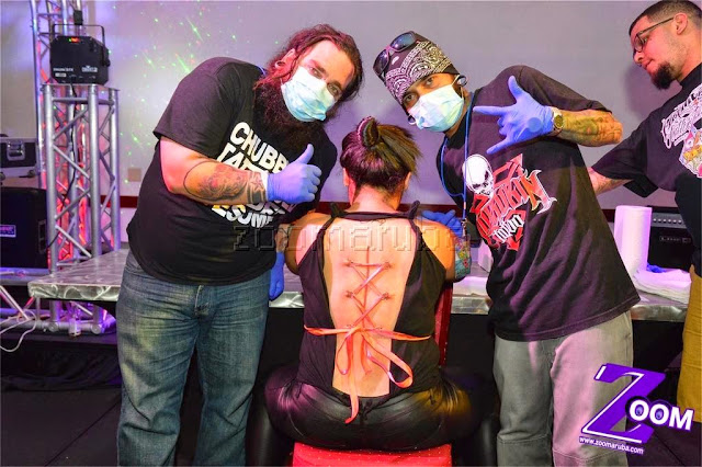 ARUBAS 3rd TATTOO CONVENTION 12 april 2015 part1 - Image_156.JPG