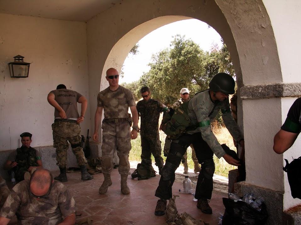 """Fotos de """"THE FINAL WAR"""". La Granja. 23-06-13 PICT0110"""