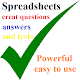 SCQAT Spreadsheet compile questions answers tests APK