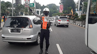 Puncak Bogor dan Bandung Berlakukan Aturan Ganjil-Genap, Ini Sanksi Bagi Pelanggar