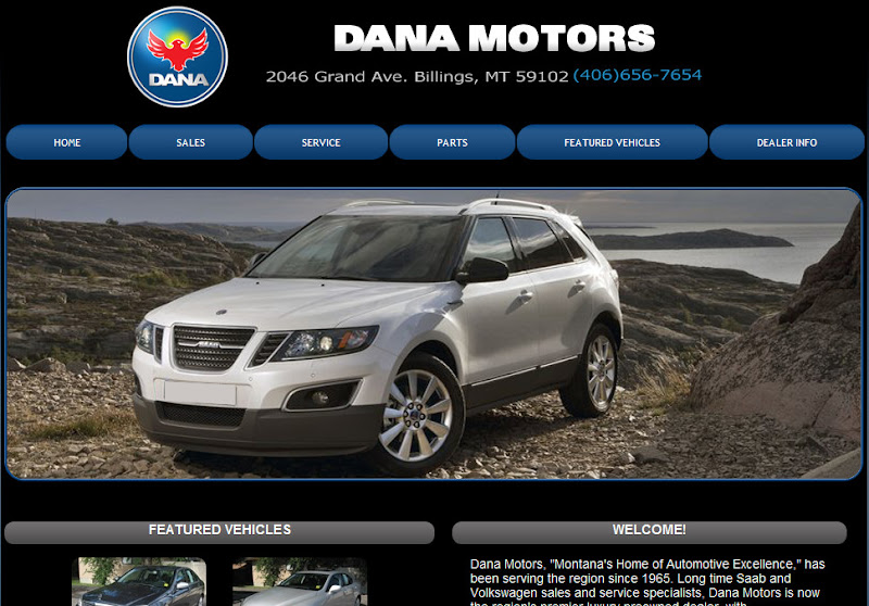 closed saab dealerships page 2 ForDana Motors Billings Mt