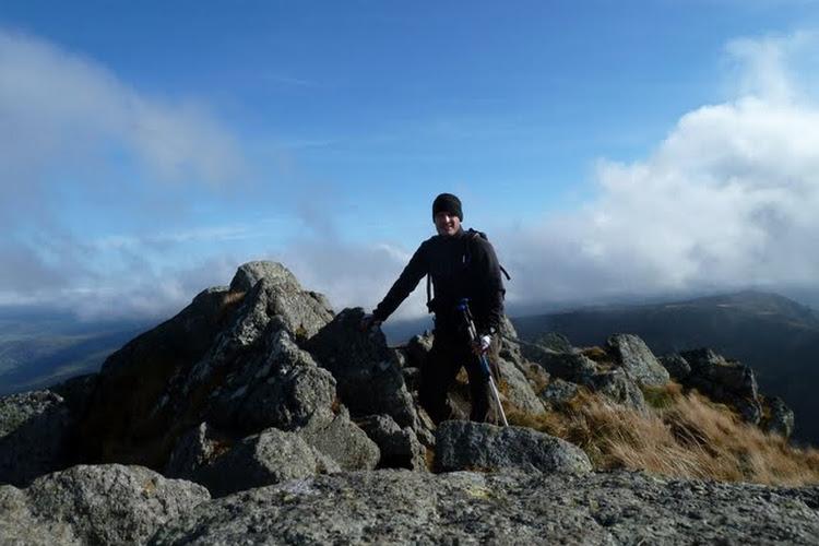 Le Puy de Peyre Arse à pied