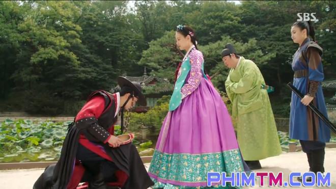 """""""My Sassy Girl"""": Joo Won """"ăn hành"""" liên tục nhờ phúc """"bà con xa"""" của Tiểu Yến Tử - Ảnh 36."""