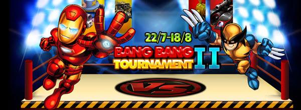 BangBang Tournament trở lại vào cuối tháng này 1
