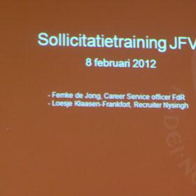 Solicitatietraining (08 februari 2012)2011