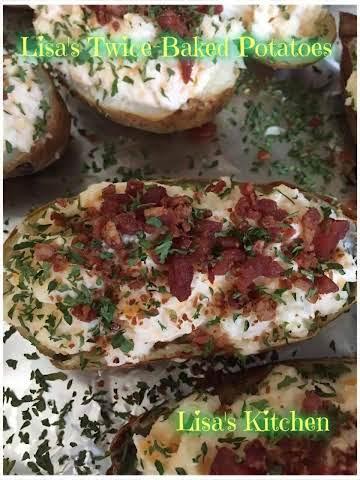 Lisa's Twice-Baked Potatoes