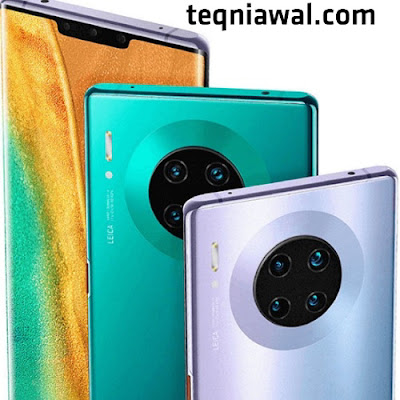 Huawei Mate 30 pro - أحدث موبايلات هواوي 2022