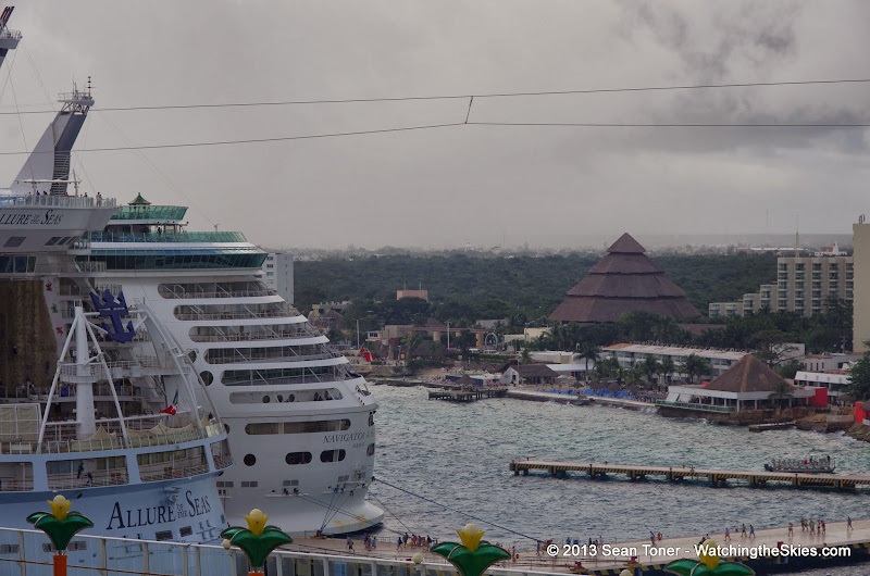 01-03-14 Western Caribbean Cruise - Day 6 - Cozumel - IMGP1113.JPG