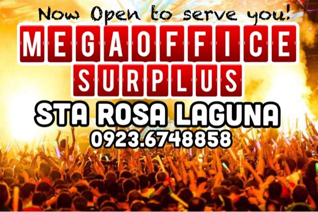 Us At 09236748858 Megaofficesurplus Japansurplus Surplus Officefurniture Santarosa Nuvali Laguna Balibago Binan Lagunabased Furnituresale