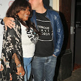 OIC - ENTSIMAGES.COM - Kym Mazelle and Nick Ede at the Style for Stroke T-shirt - launch party in London 13th May 2015  Photo Mobis Photos/OIC 0203 174 1069