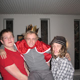 Hellig tre kongers gudstjeneste på Sct. Michaels skole