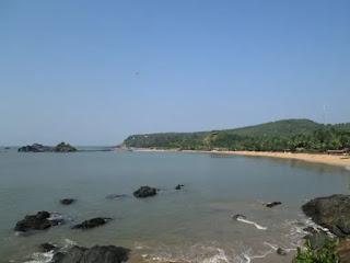 Om Beach of Gokarna