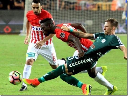 Sporting Braga vs  Konyaspor