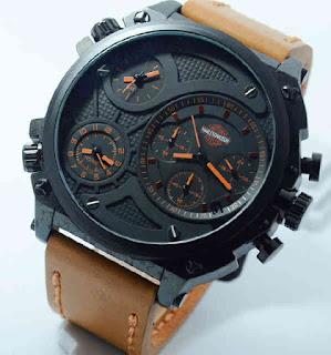 Jual jam tangan Harley Davidson,Harga jam tangan Harley Davidson