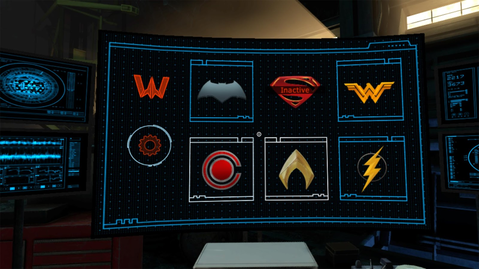 Justice League VR: Join the League- screenshot
