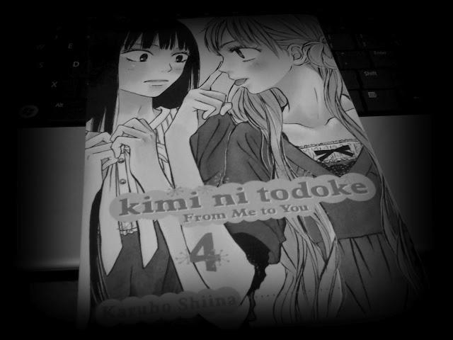 Kimi ni Todoke Volume 4