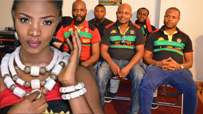 Tressure Your Wives Oh Biafran Men! - by Emeka Gift