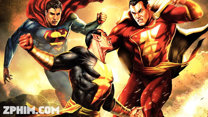 Ảnh trong phim Superman Shazam: Sự Trở Lại Của Black Adam - Superman/Shazam!: The Return of Black Adam 1