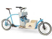Minilastcykel Porterlight