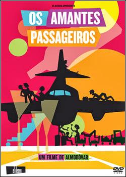 Filme Poster Os Amantes Passageiros DVDRip XviD Dual Audio & RMVB Dublado