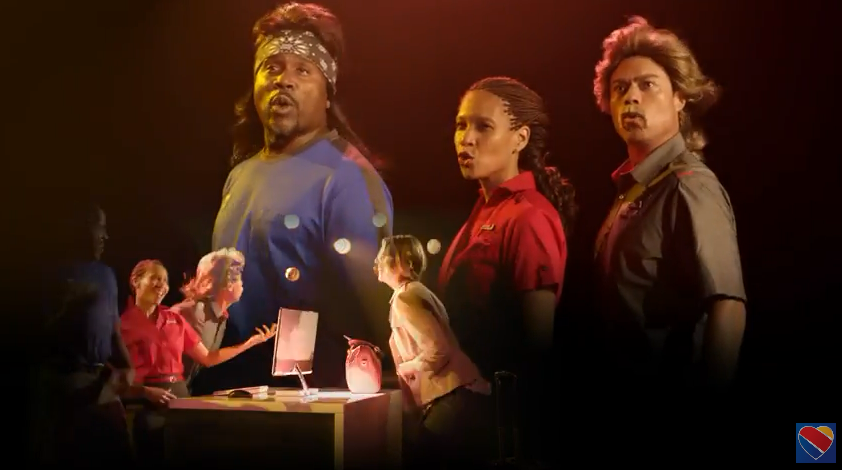 "In A World Full Of No Southwest Airlines Sings ""Yes"" In Latest Ad Campaign"