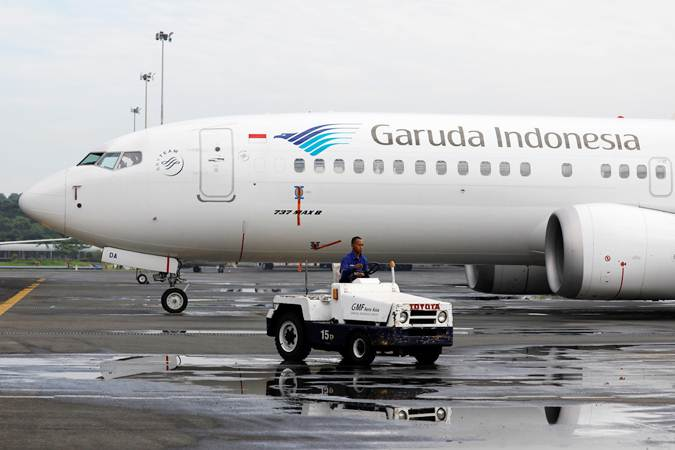 Viral, Penumpang 'Ditahan' Gara-gara Hina Garuda Indonesia