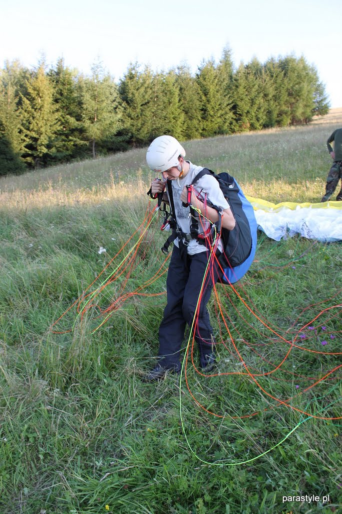 Szkolenia paralotniowe Sierpień 2011 - IMG_7870.JPG