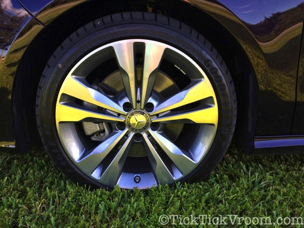 2014 Mercedes-Benz CLA250 Long-Term Test Car - Northern Lights Violet Metellic Long Term Review Road Test 4021 2