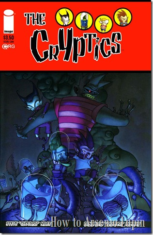P00001 - The Cryptics #1