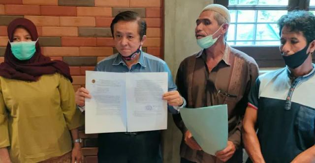 Sengkarut Tanah Rungkut Wonorejo Ahli Waris Diusir Pengembang