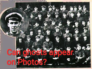 Can Ghosts appear on Photos?