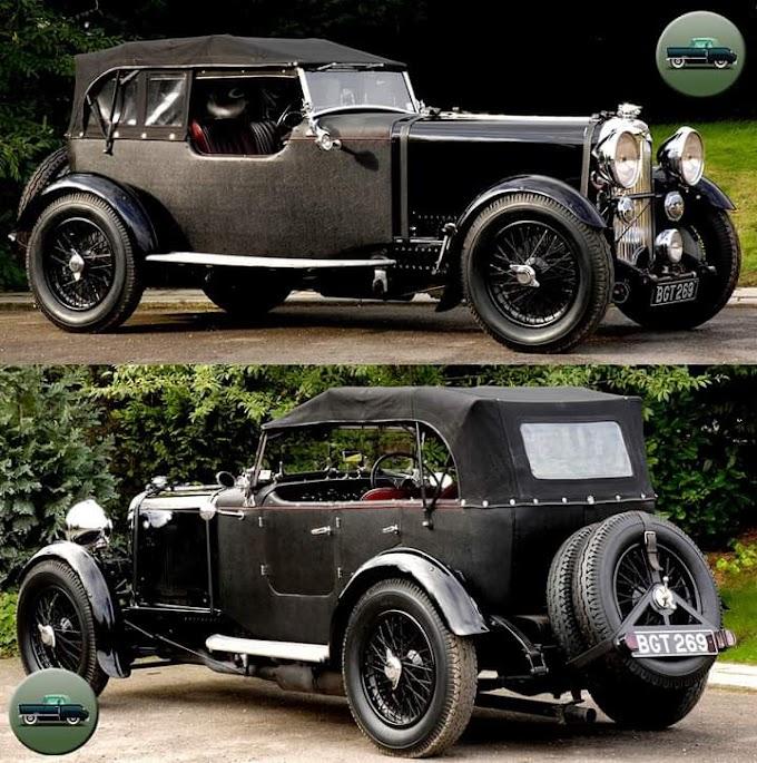 Lagonda M45 1934