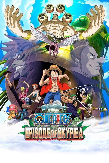 One Piece – Episode of Skypiea