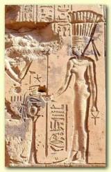 Egyptian Goddess Anuket Image