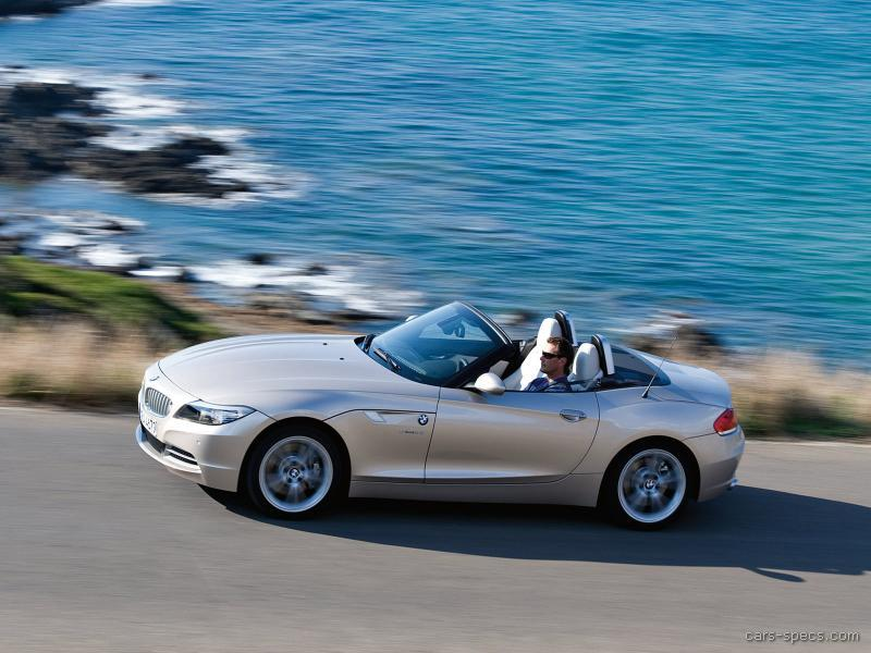 2010 Bmw Z4 Convertible Specifications Pictures Prices