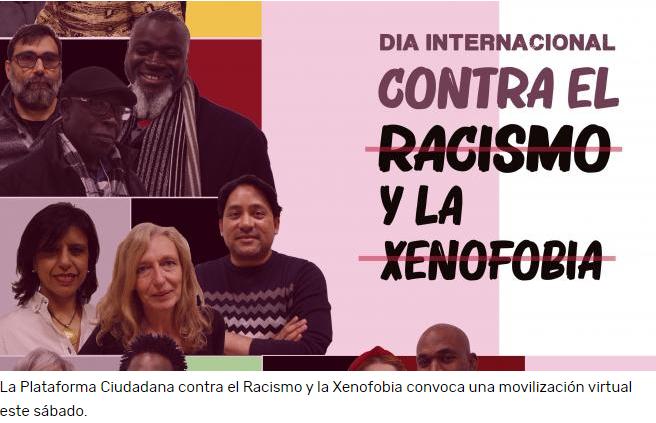 21 de marzo, Día contra el Racismo y la Xenofobia
